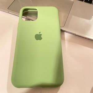 iPhone 11 Pro silicone case iPhone/ new